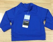 Patagonia Base Layer Shirt Baby Toddler Size 0 Months Blue NEW!!! UV Protection