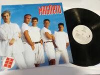 "MAGNETO MAS LP VINILO VINYL 12"" 1993 EPIC VG/VG SPANISH EDITION &"