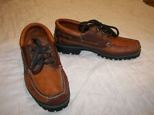 Men's Duck Head Leather Shoes - Size 8M