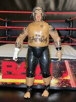 WWE UMAGA WRESTLING FIGURE BY JAKKS PACIFIC WWF