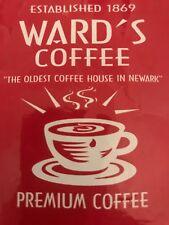 Ward Coffee- Premium Blend Ground 25 / 14oz packets