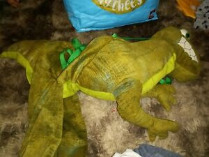 Dinosaur dress up costume outfit 3-6yrs