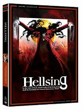 Hellsing Complete Collection Anime Classics Complete Series DVD FAST SHIPPING!!!