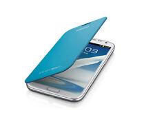 Original Samsung Galaxy Note II 2 4g Flip Cover With NFC - Blue (efc-1j9fbegstd)