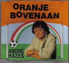 Andre Hazes-Oranje Bovenaan cd maxi single