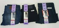 New Izod Men's Comfort Stretch Straight Fit Jeans Variety Sizes Pick Color Size