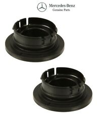 For Mercedes W203 W216 Set of 2 Engine Expansion Plugs Genuine 000 998 65 90