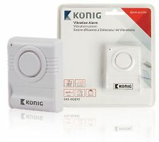 Konig Wireless glass break alarm 130 dB