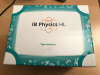 SmartPrep IB Physics HL Flash Cards By Tom Harbour