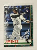 2019 Topps Holiday Eloy Jimenez Rookie Card RC #HW101 White Sox
