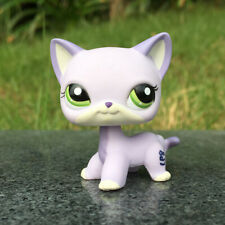 LPS 2094 Littlest Pet Shop Shorthair Cat Collection Gift For Girl Rare Toy Doll