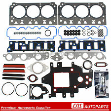 Head Gasket Set Fits Chevrolet Buick Pontiac Oldsmobile Supercharged 3.8 VIN 1
