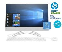 """HP All in One Computer Touchscreen 24"""" Windows 10 8GB 1TB DVD+RW (FULLY LOADED)"""