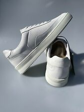 ASPESI White Sneakers by Filling Pieces - Mondo 2.0 Ripple Baby - New UK9 Unisex