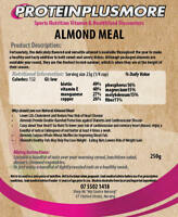 BLANCHED ALMOND MEAL / FLOUR 1kg- PRODUCT OF SOUTH AUSTRALIA