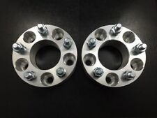 5X100 TO 5X114.3 CONVERSION WHEEL SPACER ADAPTERS 12X1.25 2 INCH 50MM For Subaru