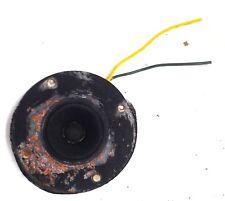vintage acoustic research AR-2X speaker tweeter restoration hi-fi stereo retro