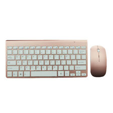 2.4Ghz Ultra-Thin teclado inalambrico y Mouse Combo con receptor USB Raton t E9