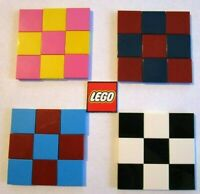 LEGO 2x2 Tiles with Groove (Packs of 8) - Choose Colour  - Design 3068, 63327