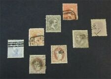 nystamps Spain Stamp # 167//267 Used $50