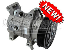 A/C Compressor w/Clutch for Toyota Hilux w/ 2.5L & 3.0L Engines - NEW