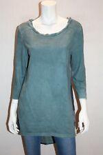 notthesame Brand Green Long Sleeve T-Shirt Dress Size 12 LIKE NEW #AN02