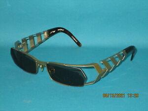 JF REY JF2246 5050 Brushed Gold/NO LENSES Mens Sunglasses/Eyeglasses FRAMES 58mm