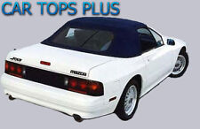 1988-92 Mazda RX-7 Convertible Top with Rear Section