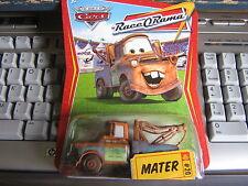 DISNEY PIXAR CARS  MATER RACE ORAMA