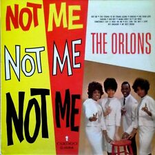 THE ORLONS - NOT ME - CAMEO # 1054 - MONO LP + ORIGINAL INNER SLEEVE