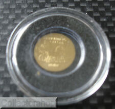 Gold Coin from Africa : Republic of Palau 1$ Germanicus Caesar MMIX