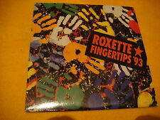 Cardsleeve Single cd Roxette Fingertips '93 2TR pop