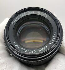 Pentax SMC Takumar 50mm f1.4 Lens-Guaranteed+Free Shipping!
