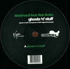 DEADMAU5 feat ROB SWIRE - GHOSTS N STUFF / Mau5trap Records