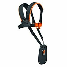 STIHL TRIMMER BRUSH CUTTER HARNESS NEW OEM # 4119 710 9001 PADDED SHOULDERS
