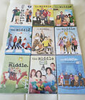 The Middle Seasons 1-9 DVD Complete Series Brand New Sealed USA