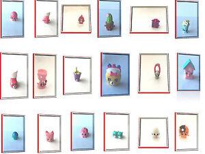 New Shopkins Loose Single Figure Season 4 Choose Your Own # 4-051 THROUGH #4-088