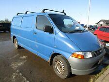 Toyota Hiace Flansch Anhängerkupplung Komplett Mit Elektrik Schrauben Kugel &