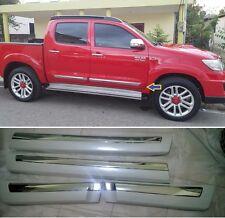 Toyota Hilux Vigo 2005 - 2015 Side Mouldings