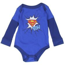 Superman Baby Romper Infant Romper Size 3-6months