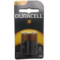 2pk Duracell 1.5V N Size Alkaline Battery Replaces  810 AM5 KN LR1SG 910A LR1