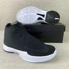 Nike Zoom Kobe Bryant Icon Basketball Shoes Black White 818583-001 Mens Sz 12