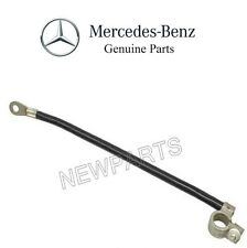 For Mercedes W203 C230 C240 Battery Cable-Negative Genuine 203 540 00 31