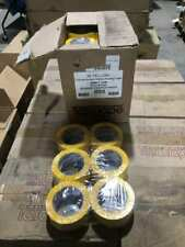 "New listing Taratape 38 2"" X 110yd Yellow Acrylic Carton Sealing / Floor Tape -Nib of 36"