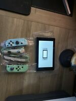 Nintendo Switch Animal Crossing: New Horizon Special Edition CONSOLE&JOYCON ONLY