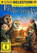 DIE LEGENDE DER WÄCHTER (DVD) NEU+OVP