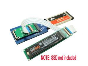 Sintech Laptop Expresscard 34 M.2 NGFF nVME SSD Card