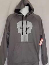 The Punisher Hoodie XL Frank Castle SKULL Marvel Sweatshirt Comic Book Movie