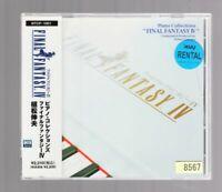 Nobuo Uematsu/FINAL FANTASY4 Piano Collections[CD]JAPAN[with OBI]