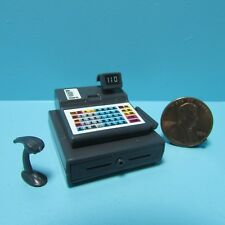 Dollhouse Miniature Modern Store Register with Scanner ~ G7342